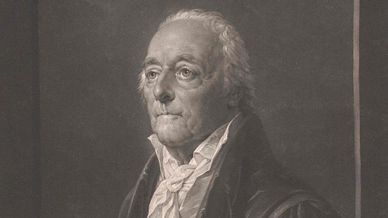 Mikuláš Jozef Jacquin. Zdroj: Rakúska národná knižnica