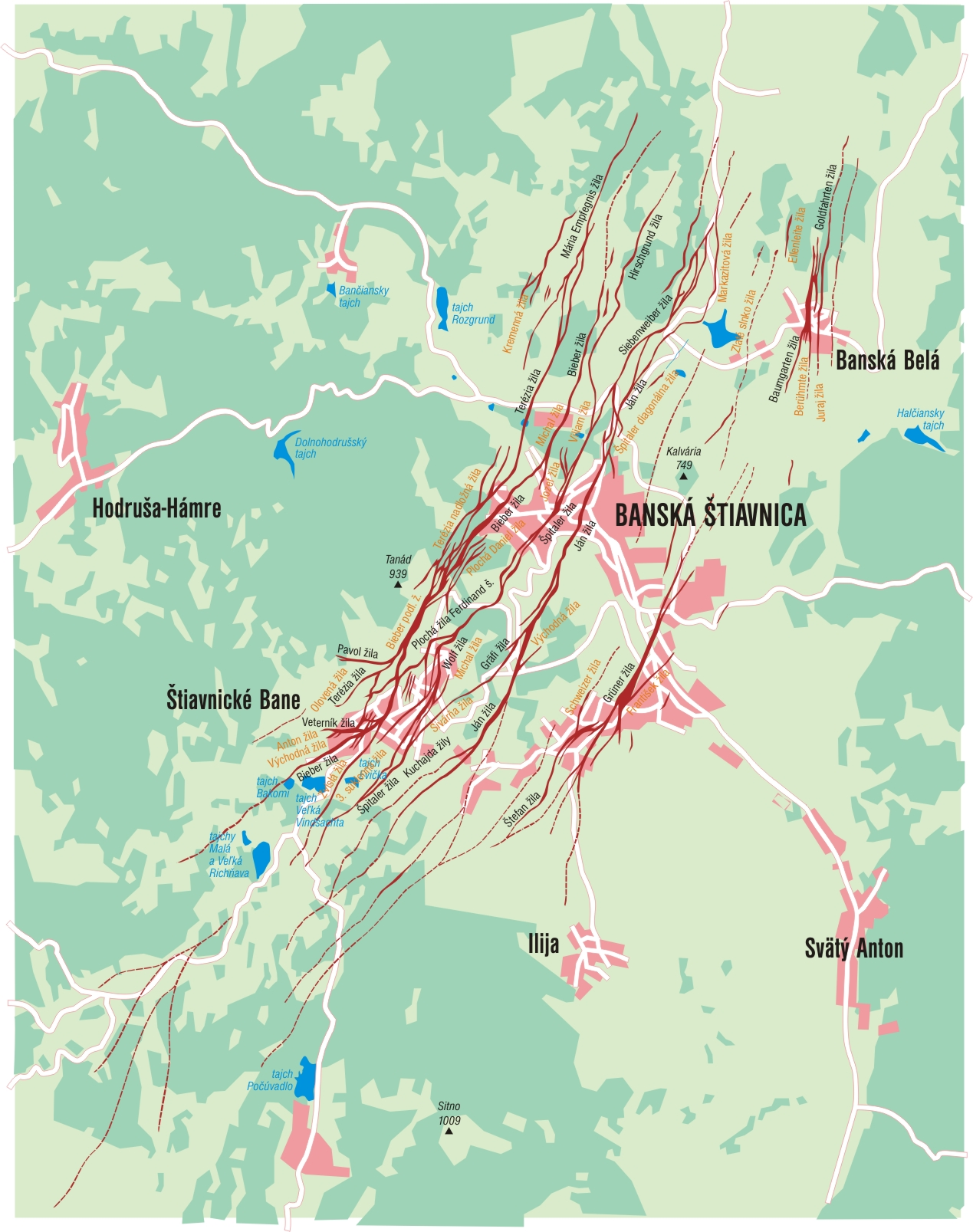 Volcano The Story Of Banska Stiavnica