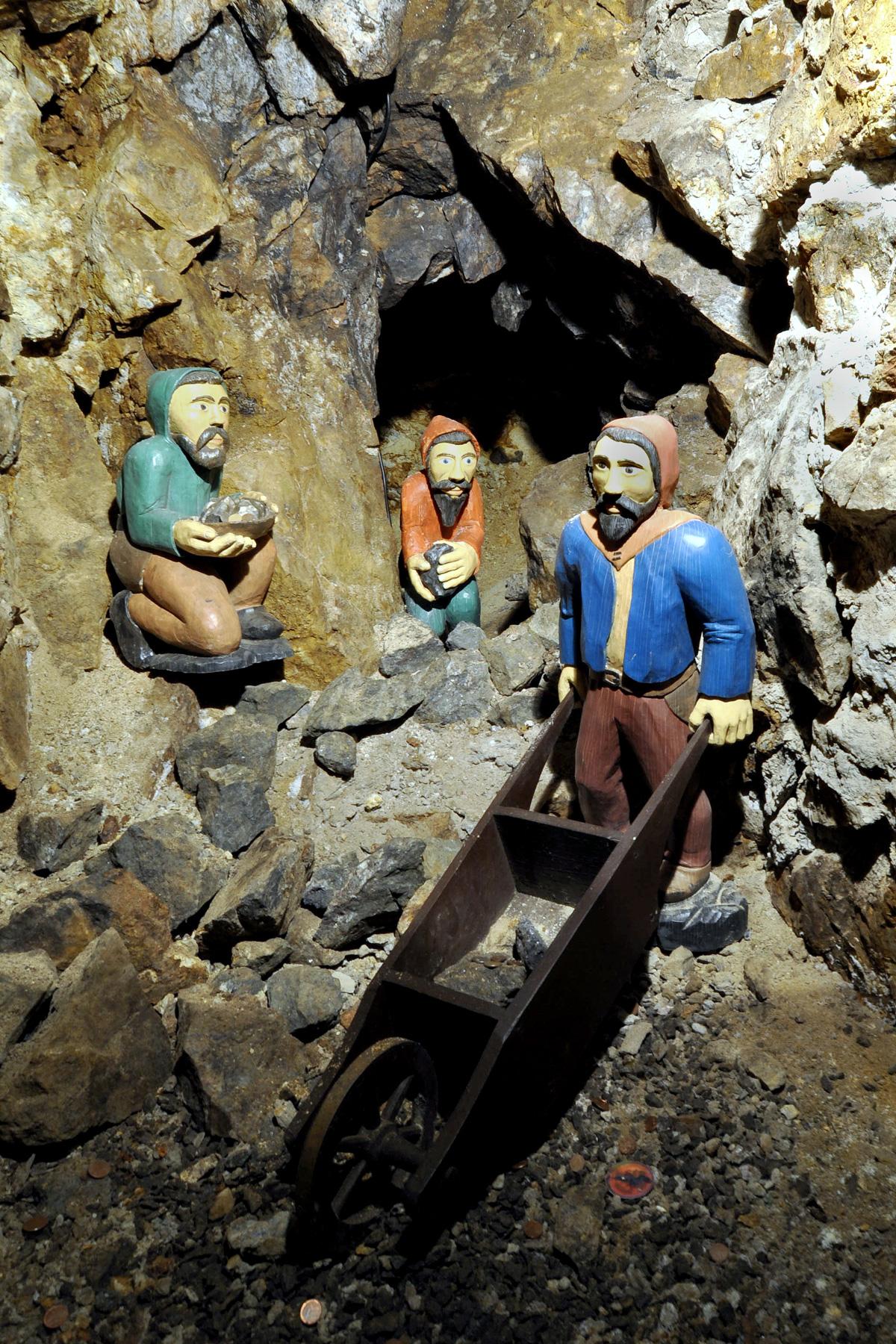 amit a bányászok csinálnak